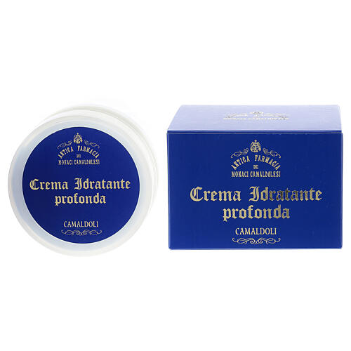 Crème hydratation profonde naturelle 50 ml Camaldoli 1