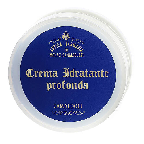 Crema idratante profonda Naturale 50 ml Camaldoli 2