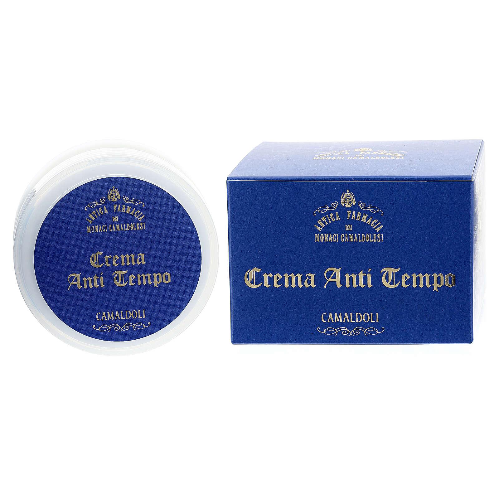 Crema antitempo Naturale elasticizzante 50 ml Camaldoli 4