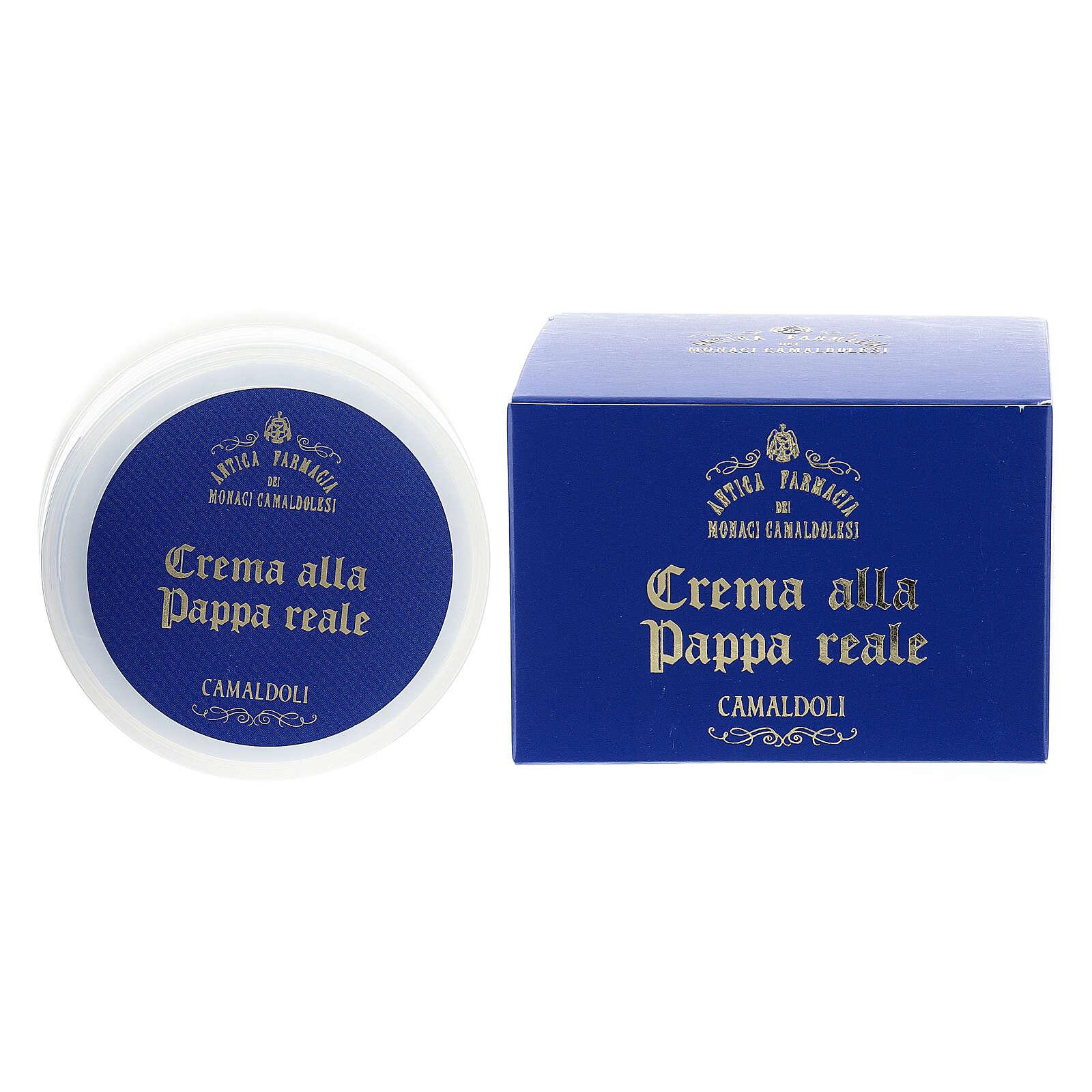 Crème à la Gelée Royale naturelle 50 ml Camaldoli 4