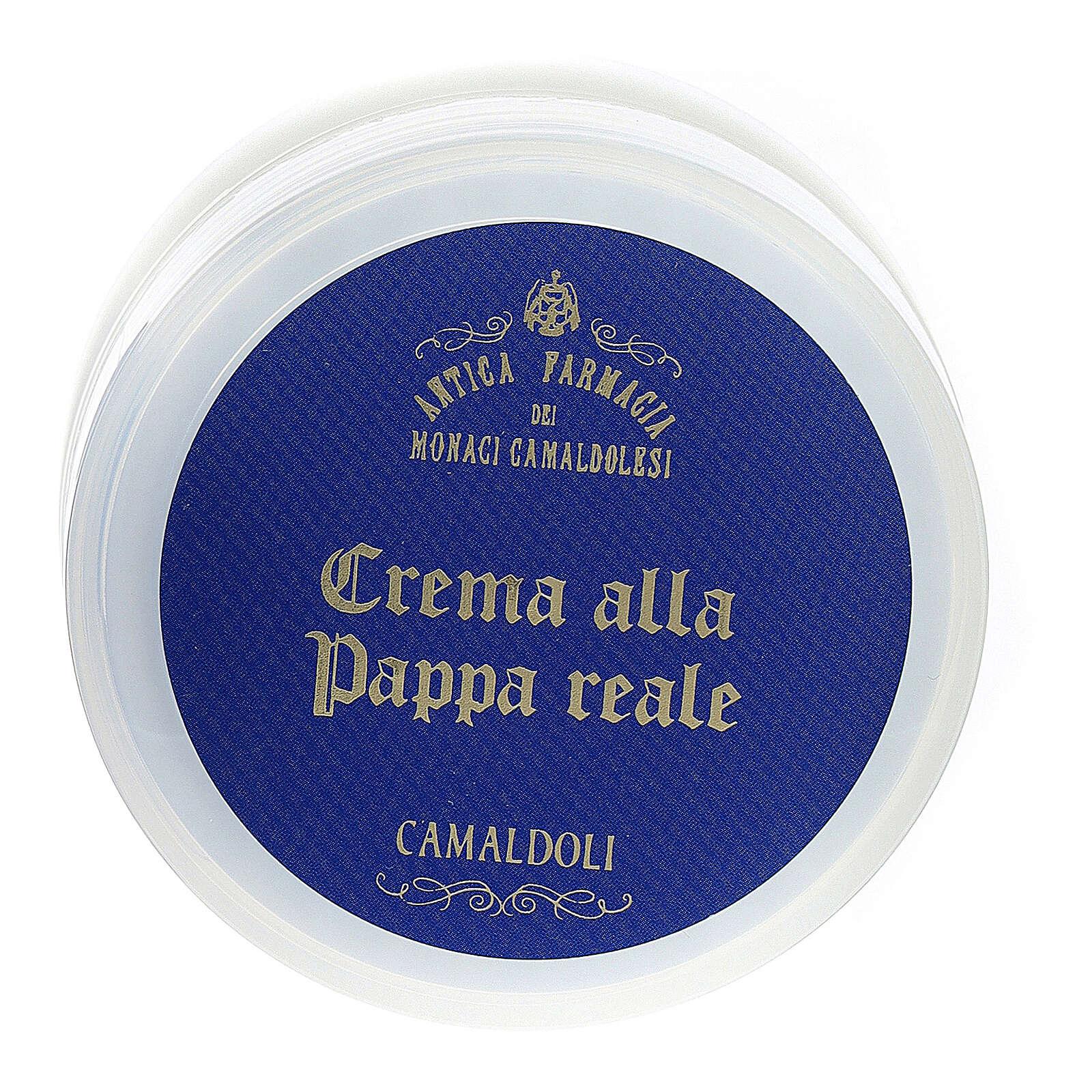 Crema alla Pappa Reale Naturale 50 ml Camaldoli 4