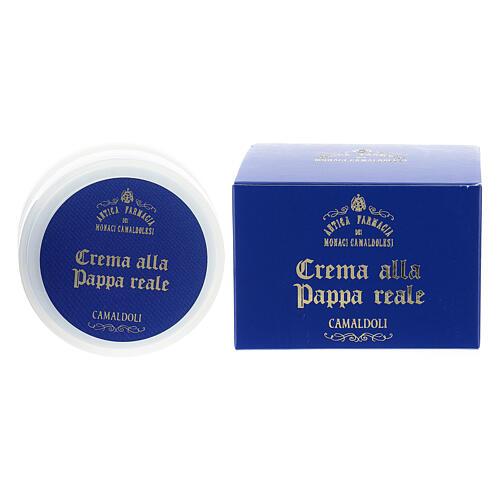 Crema alla Pappa Reale Naturale 50 ml Camaldoli 1