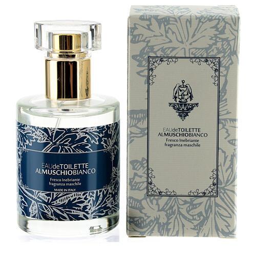 Eau de parfum musc blanc Camaldoli 50 ml 1