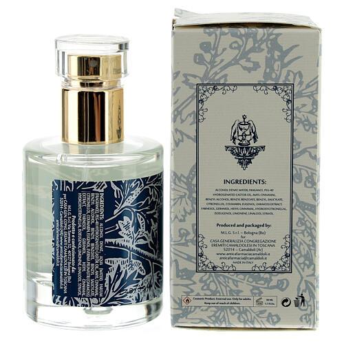 Eau de parfum musc blanc Camaldoli 50 ml 3