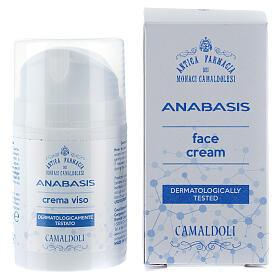 Crema viso 50 ml Camaldoli linea Anabasis s1