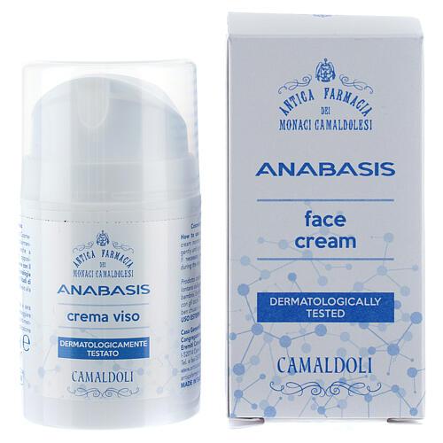 Crema viso 50 ml Camaldoli linea Anabasis 1