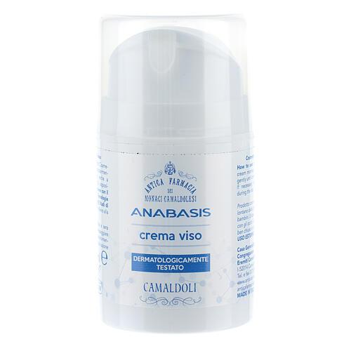 Crema viso 50 ml Camaldoli linea Anabasis 2