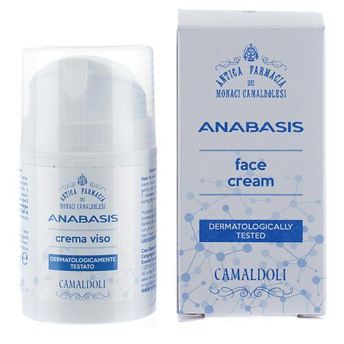 Crema viso 50 ml Camaldoli linea Anabasis 3