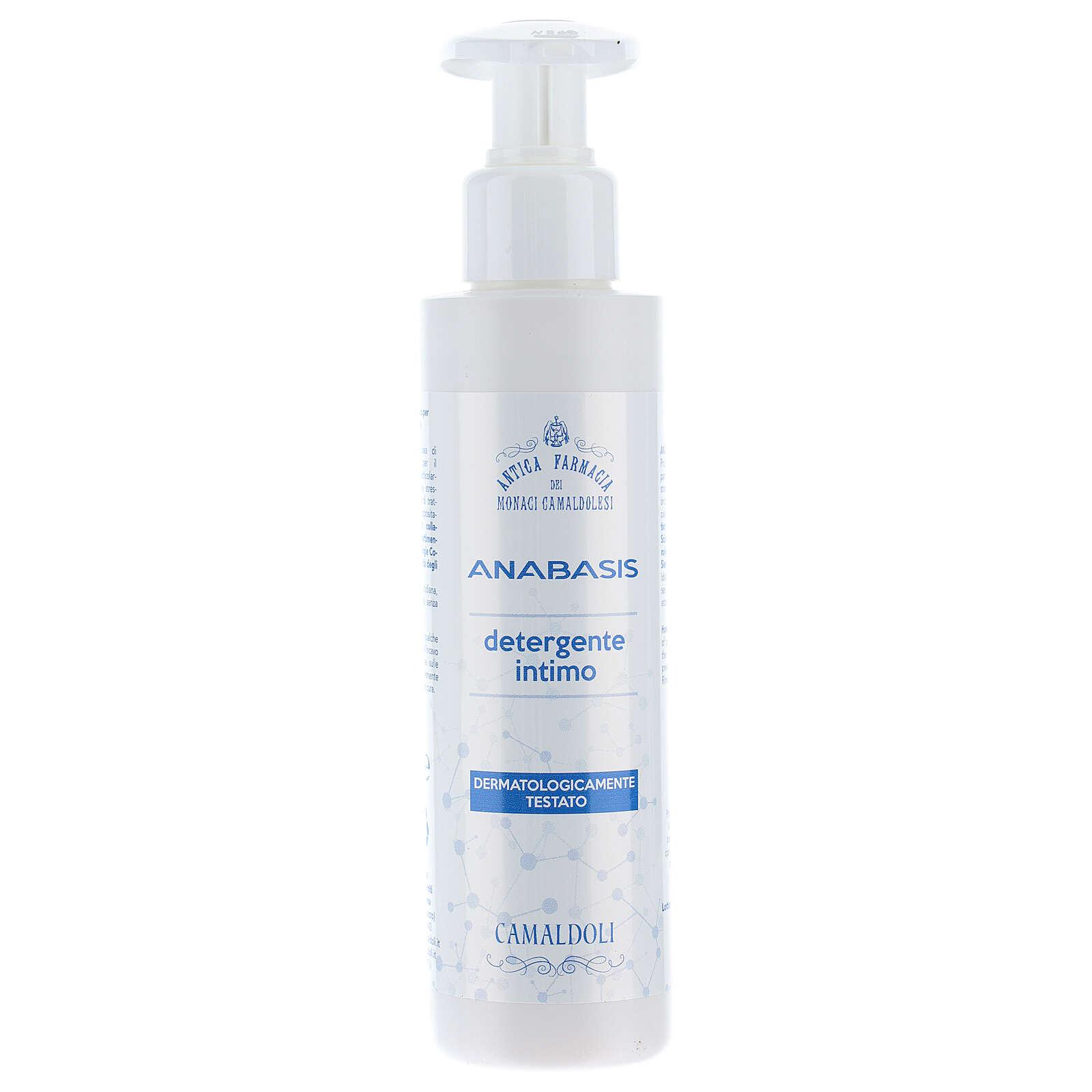 Intimate soap 150 ml Camaldoli Anabasis line 4