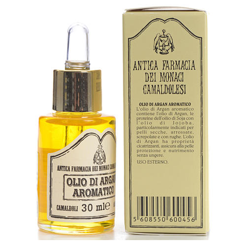 Olio di Argan aromatico 2
