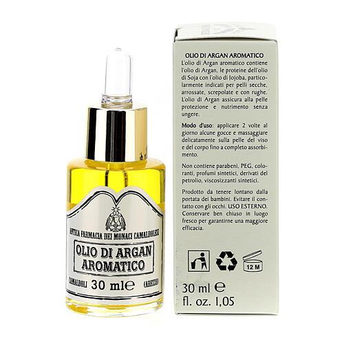 Olej arganowy aromatyczny Kameduli 3