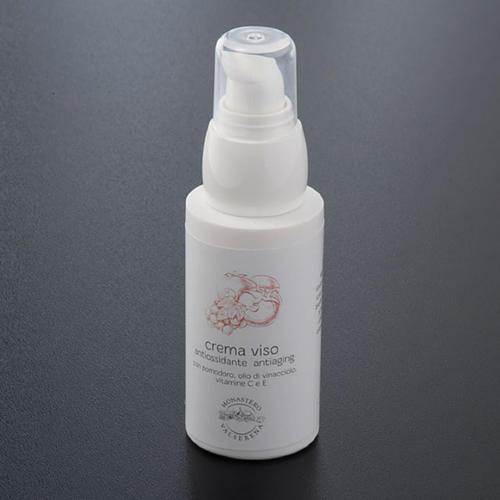 Crema para el rostro antioxidante Trappiste Valserena 2