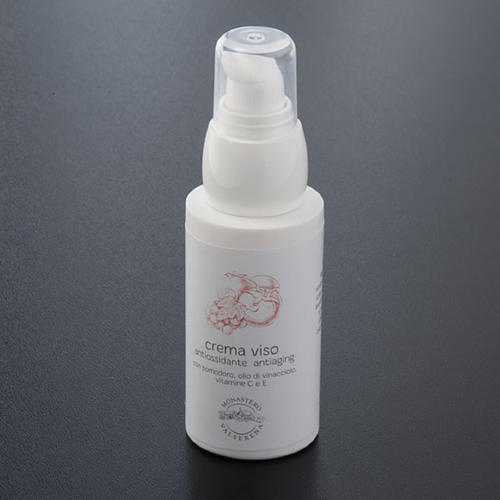 Crema viso antiossidante 50 ml Trappiste Valserena 2