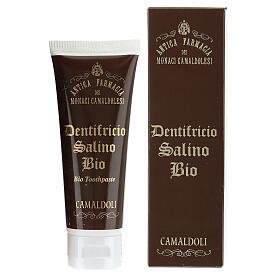 Dentifrice salin BIO BDIH 60 ml Camaldoli s1