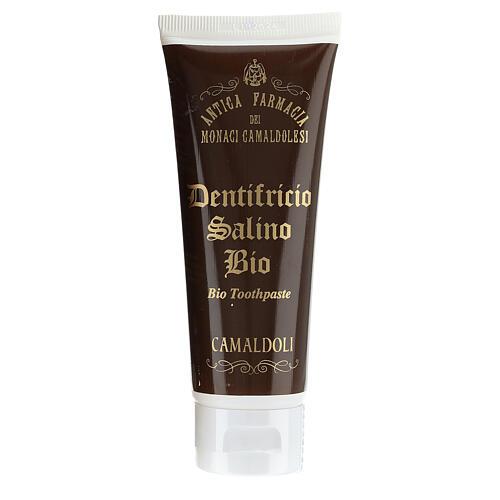 Dentifrice salin BIO BDIH 60 ml Camaldoli 2
