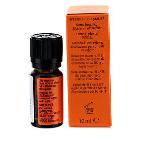 Olio Essenziale Albero del Tè 10 ml Camaldoli s4