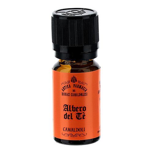 Olio Essenziale Albero del Tè 10 ml Camaldoli 2