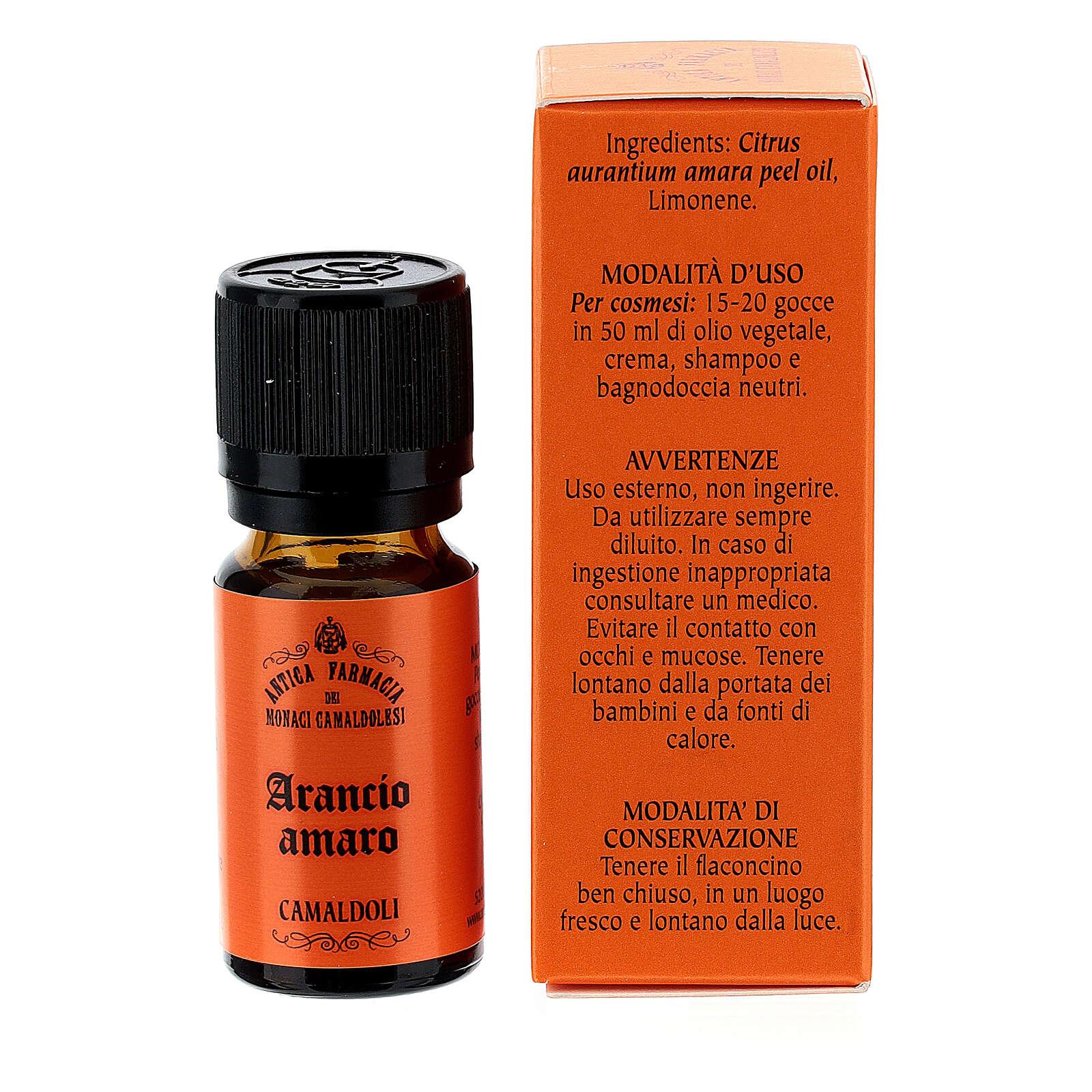 Huile Essentielle Orange Amère 10 ml Camaldoli 4