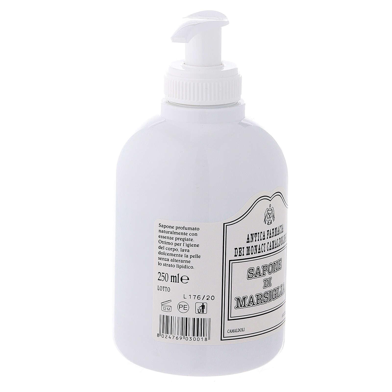 Liquid Marseille soap 250 ml Camaldoli 4