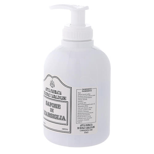 Liquid Marseille soap 250 ml Camaldoli 2