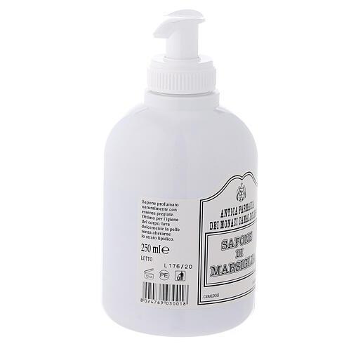 Liquid Marseille soap 250 ml Camaldoli 3