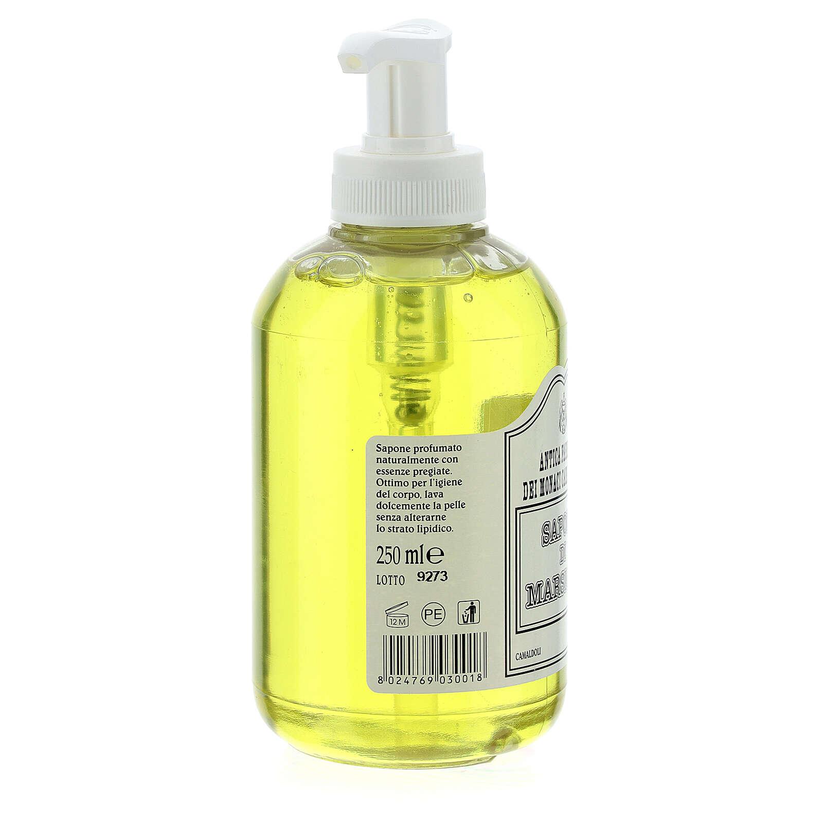 Savon liquide de Marseille 250 ml Camaldoli 4