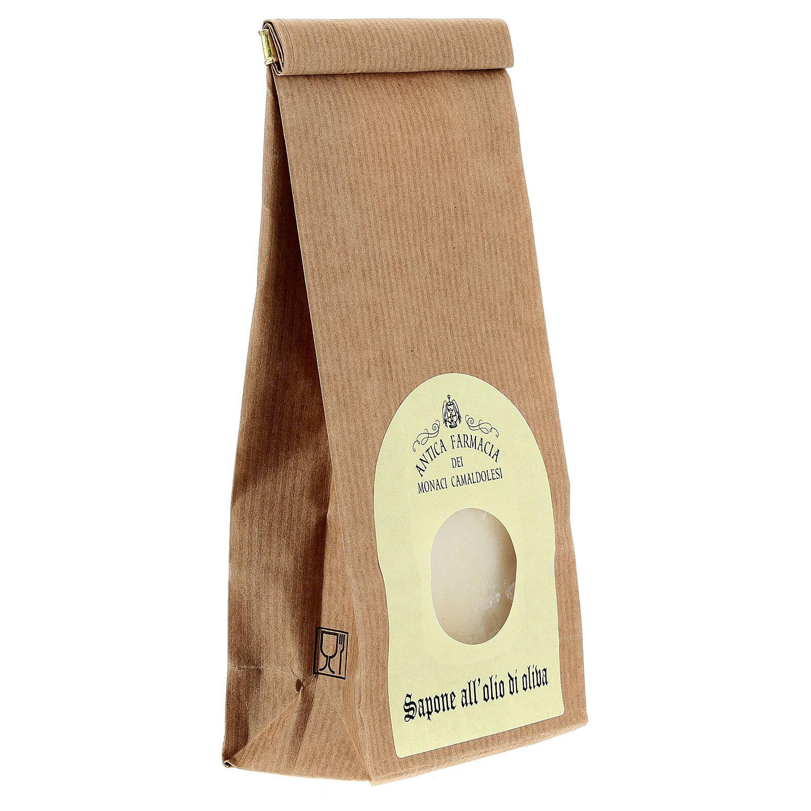 Natural Olive Oil Soap - Delicate 125 gr Camaldoli 4