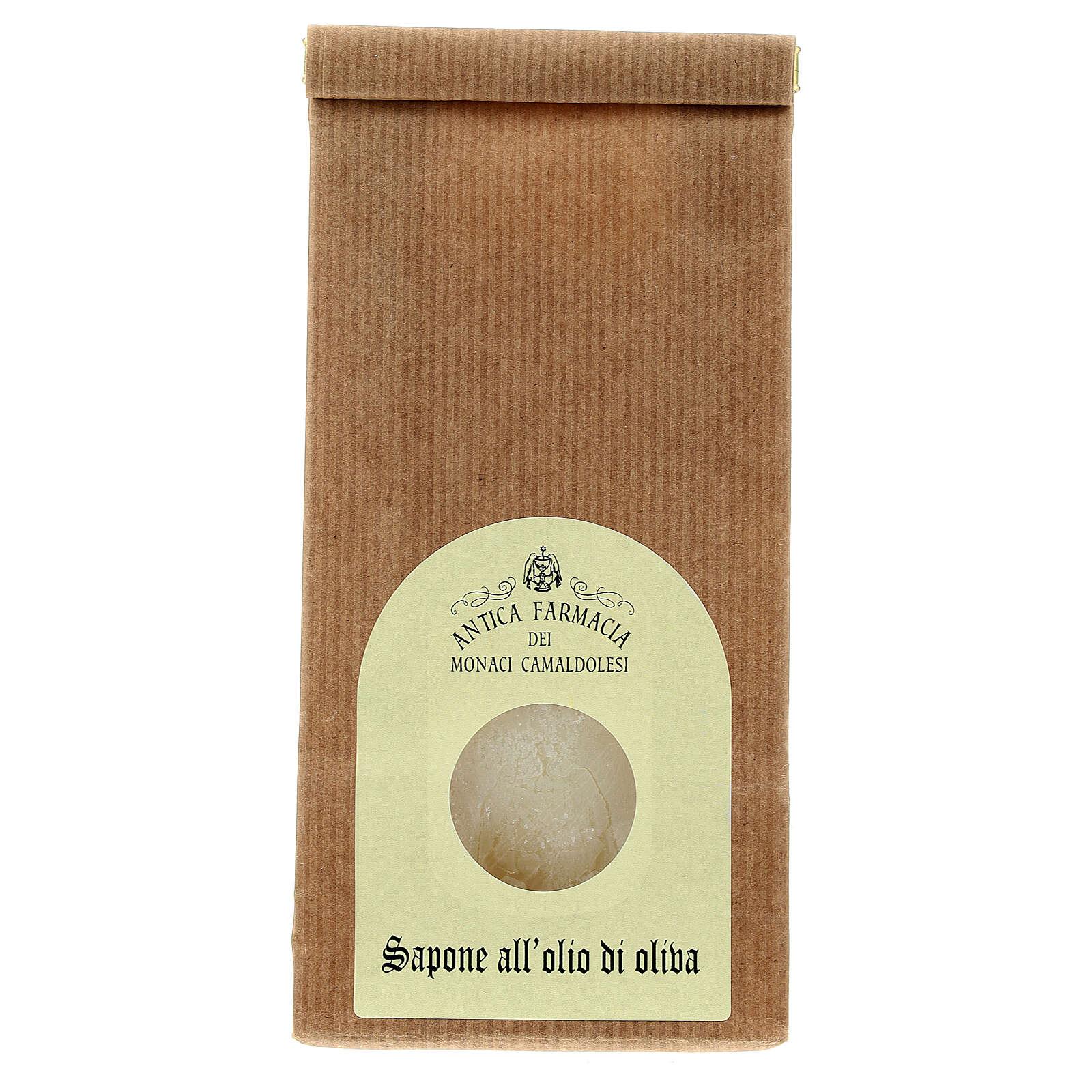 Savon Naturel à l'Huile d'Olive 125 gr Camaldoli 4