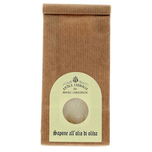 Sapone Naturale all'Olio di Oliva 125 gr Camaldoli 1