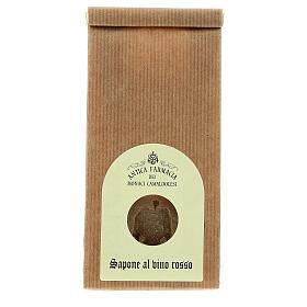 Natural Red Wine Soap - Antioxidant 125 gr Camaldoli s1