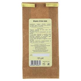 Natural Red Wine Soap - Antioxidant 125 gr Camaldoli s4
