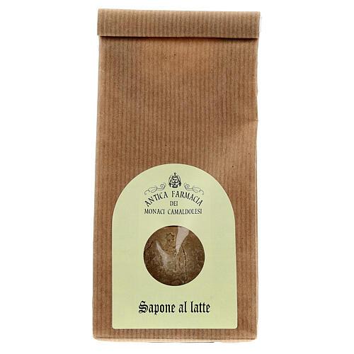 Sapone Naturale al Latte 125 gr Camaldoli 1