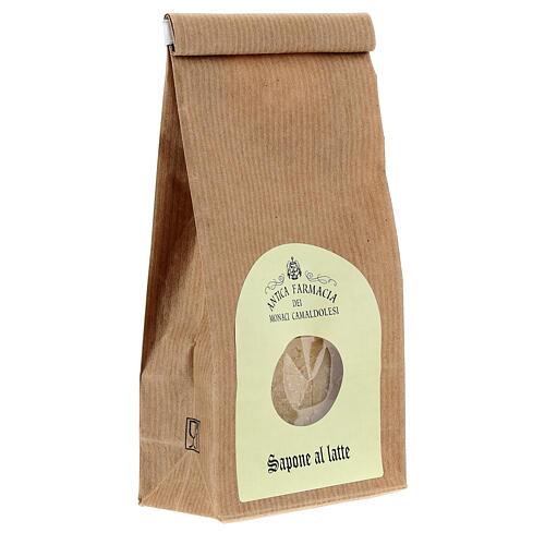 Sapone Naturale al Latte 125 gr Camaldoli 3