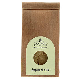 Natural Honey Soap - Nourishing 125 gr Camaldoli s1