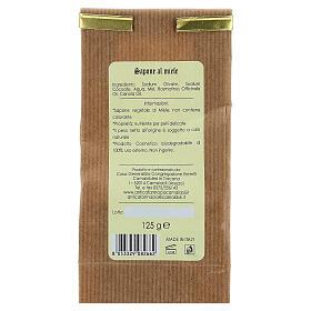 Natural Honey Soap - Nourishing 125 gr Camaldoli s4