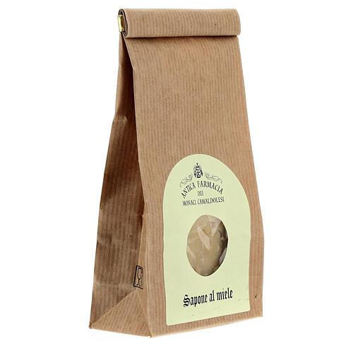 Natural Honey Soap - Nourishing 125 gr Camaldoli 3