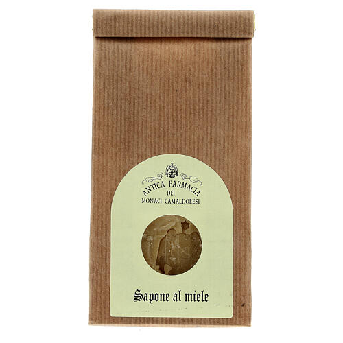 Sapone Naturale al Miele 125 gr Camaldoli 1