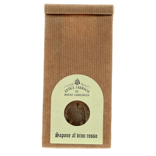 Natural Soap with Honey and Beeswax - Delicate 125 gr Camaldoli 5