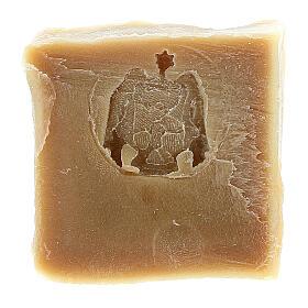 Sapone Naturale al Miele e Cera d'Api 125 gr Camaldoli s6