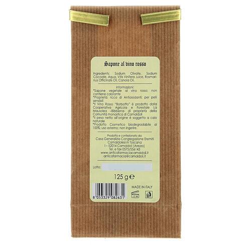 Sapone Naturale al Miele e Cera d'Api 125 gr Camaldoli 8