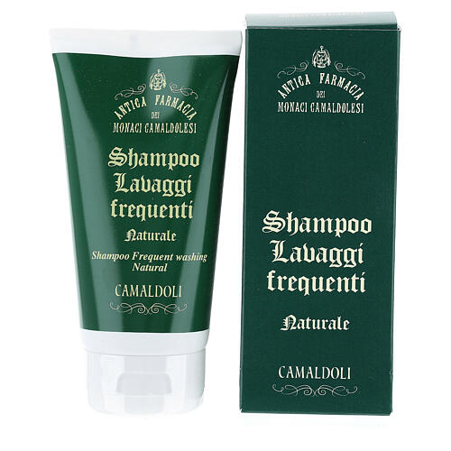 Shampoo Lavaggi Frequenti Naturale 150 ml Camaldoli 1