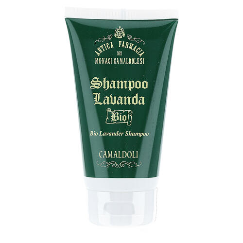 Camaldoli BDIH organic Lavander Shampoo 150 ml 2