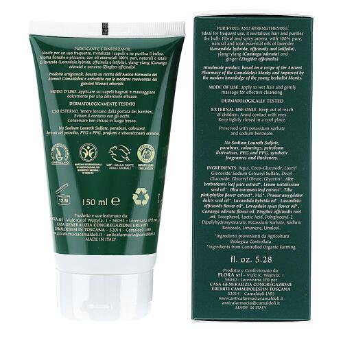 Camaldoli BDIH organic Lavander Shampoo 150 ml 4