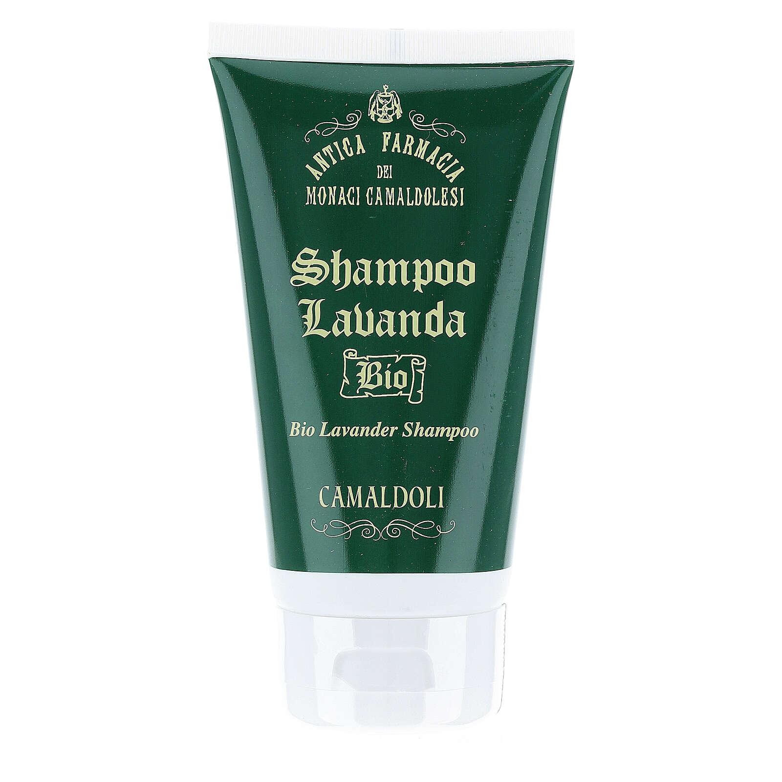 Shampoing Lavande Bio BDIH 150 ml Camaldoli 4