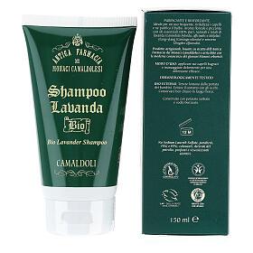 Shampoing Lavande Bio BDIH 150 ml Camaldoli s3