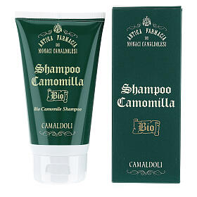Shampoing Camomille Bio BDIH 150 ml Camaldoli s1