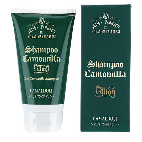Shampoing Camomille Bio BDIH 150 ml Camaldoli 1