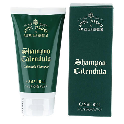 Camaldoli Natural Marigold Shampoo 150 ml 1