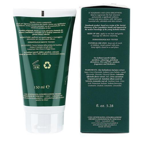 Camaldoli Natural Marigold Shampoo 150 ml 4
