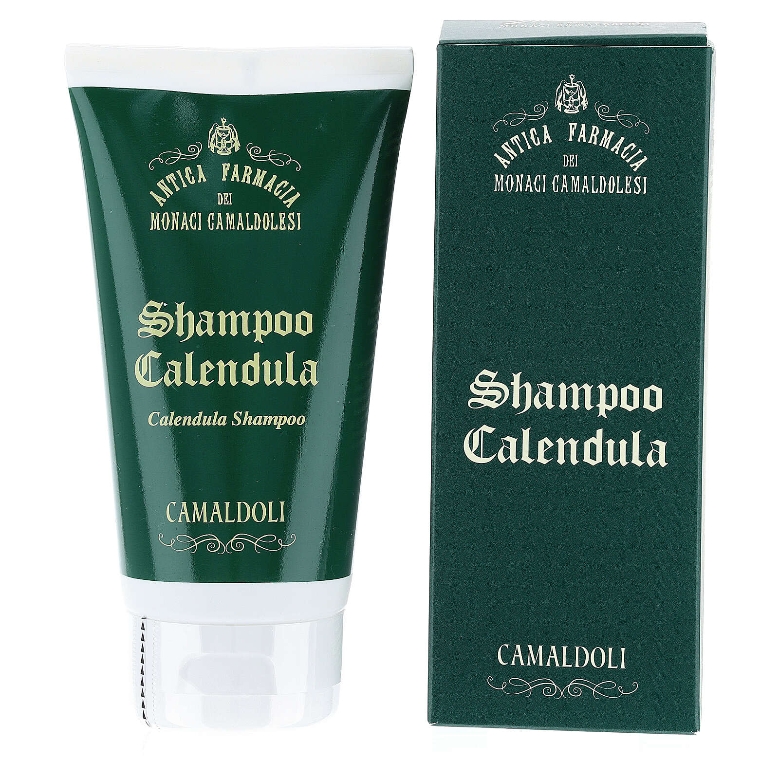 Shampoo Calendula Naturale 150 ml Camaldoli 4